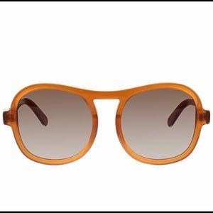 Chloe Square 56mm sunglasses